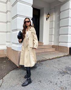 "Sorént Oslo på Instagram: ""Trench coat weather"" Oslo, Trench, Weather, Coat, Jackets, Instagram, Fashion, Down Jackets, Moda"