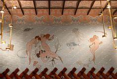 Sala Sirenas Hotel España - Hotel España - Wikipedia, la enciclopedia libre
