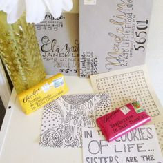 Snail Mail: Birthday Letters
