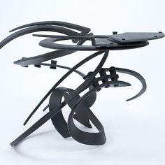 2009-surface study @pete_mattila_ #petemattila #artistblacksmith #artist #artistblacksmith #design #sculptor #sculpture #steel #industrialart #blackmetal #nevergiveup #movingmetal #heavymetal #darkarts #tables #custom