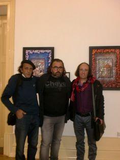 Arte Moderna e Contemporânea: A SOMBRA DOS ESPELHOS
