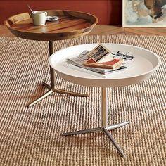jacks tray side table $129