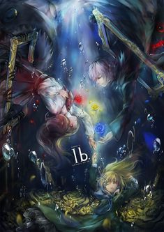Read Ib from the story Immagini per gli RPG by Undyne-chan (Una Tizia) with 91 reads. Rpg Maker, Manga Anime, Anime Art, Ib And Garry, Mad Father, Corpse Party, Pixel Games, Rpg Horror Games, Satsuriku No Tenshi