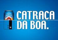 Catraca da BOA: Latinha de cerveja vale passagem do metrô