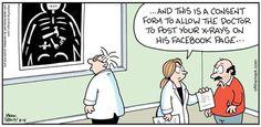 hahaha Radiology humor :)