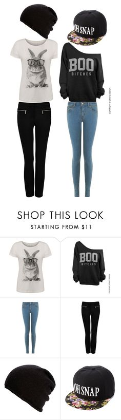 """Partners in crime"" by crazygurl88 ❤ liked on Polyvore featuring Vero Moda, Levi's, Forever New, Belmondo and Charlotte Russe"