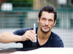 David Gandy calls on privileged to do more for charity as he launches nationwide initiative to get people helping their communities - People - News - The Independent