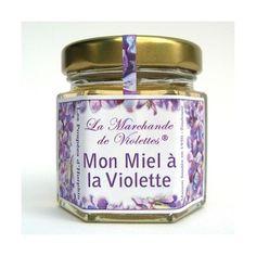 miel à la violette Toulouse / France