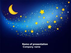 http://www.pptstar.com/powerpoint/template/starry-night/ Starry Night Presentation Template