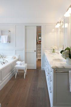 #WhiteMarble #Bathroom  Bathroom