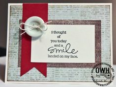 OWH Stars and Stamps: Sketch Challenge #123