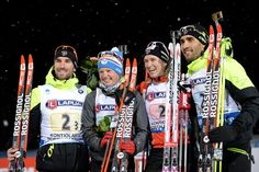 International Biathlon Union / Czech Republic Slogs to Mixed Relay Gold