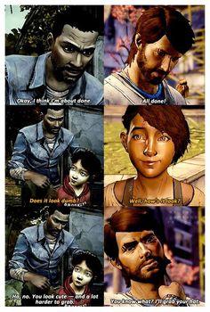 The Walking Dead Game > Игра Ходячие Мертвецы