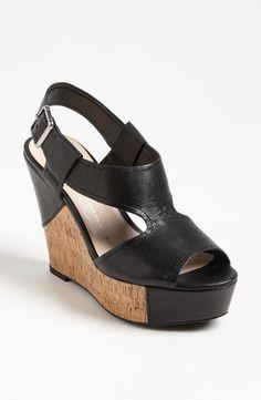 Franco Sarto    'Xenon' Wedge Sandal