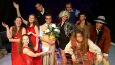 Little Shop Cast from Camp Pendragon.
