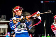 Gabriela Soukalova one of the most beautiful BIATHLONIST