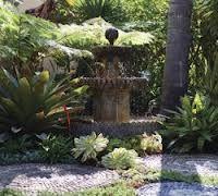 drought tolerant balinese inspired garden design google search - Garden Design Drought Tolerant