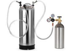 3 Ways to Carbonate Your Homebrew Keg | E. C. Kraus Homebrewing Blog