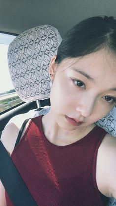 加藤小夏 Asian Woman, Pretty Girls, Knitted Hats, Beanie, Japan, Kato, Women, Style, Eyes