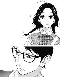 Hirunaka no Ryuusei. Suzume & Shishio