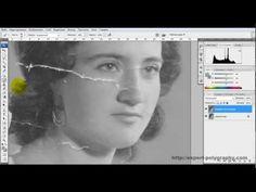 Реставрация фотографий в фотошопе. Удаление пятен. Photoshop Video, Lightroom, Photography Tips, Photoshoot, Tips, Photo Shoot, Photo Tips, Fotografia