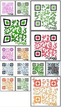QRcodes réalisés avec freetagg.com