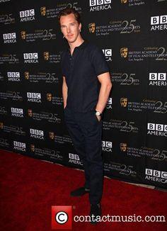 Benedict Cumberbatch BAFTA Los Angeles TV Tea 2012 presented by BBC America - Arrivals Los Angeles, California - 22.09.12