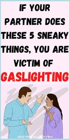 If Your Partner Does These 5 Sneaky Things, They�re Gaslighting You Home Remedy For Headache, Monthly Meal Planner, Healthy Eating Quotes, Healthy Lifestyle Habits, Healthy Morning Routine, Routine Planner, Positive Self Affirmations, Gym Workout For Beginners, Gaslighting