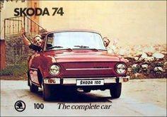 Veterán: 40 éves a Skoda 100 - -=Minden ami Skoda=- Car Pictures, Car Pics, Ddr Museum, Car Posters, Retro Ads, Car Advertising, Motor Car, Cars And Motorcycles, Motorbikes