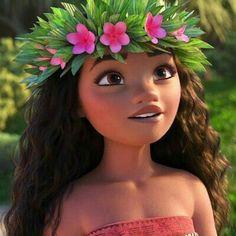 Disney Princess Pictures, Disney Princess Art, Disney Art, Punk Disney, Disney Icons, Disney Films, Disney Cartoons, Disney Characters, Moana Disney