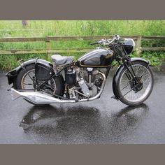 1938 Velocette Mk II