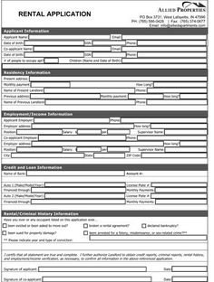 Free Utah Standard Residential Lease Agreement Form  Pdf  Word