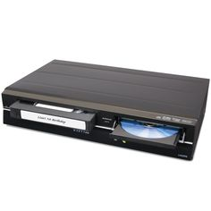 The VHS To DVD Converter - Hammacher Schlemmer - Save those classic VHS movies!