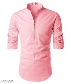 Kurtas Vida Loca Green Color Cotton Designer Kurta For Men Fabric: Cotton Sleeve Length: Long Sleeves Pattern: Solid Multipack: 1 Sizes: S (Chest Size: 38 in Length Size: 29 in)  XL (Chest Size: 44 in Length Size: 30 in)  L (Chest Size: 42 in Length Size: 29.5 in)  M (Chest Size: 40 in Length Size: 29 in) Country of Origin: India Sizes Available: S, M, L, XL   Catalog Rating: ★4 (494)  Catalog Name: Stylish Latest Men Kurta CatalogID_839911 C66-SC1200 Code: 524-5610540-