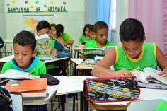 Prefeitura de Boa Vista método de ensino estruturado reduz analfabetismo na rede municipal  #pmbv #prefeituraboavista #boavista #roraima