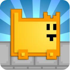 "Box Cat: Smash cars Dash trucks Become ""Super Box Cat"" Hear an original chiptune soundtrack Unlock Cats Free Android, Android Apps, Kindle Fire Apps, Retro Arcade, Arcade Machine, Mobile Application, Cats, Box, 8 Bit"