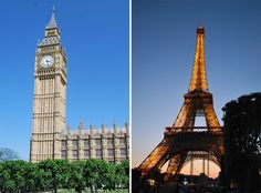 Χριστούγεννα Παρίσι Λονδίνο 13 ημέρες | Οδικό ταξίδι στο Παρίσι & στο Λονδίνο