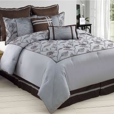 Gorgeous bedding from Fashion Bedding