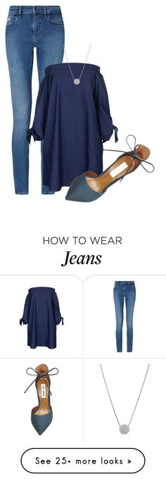 """Casual Elegance #6"" by ella178 on Polyvore featuring Calvin Klein, TIBI, Steve Madden, casual, chic, stylish and smart"