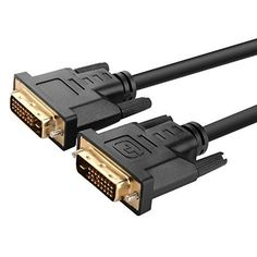 Insten 349335 6Feet Dual Male MM DVID to DVID Video Cable * See this great product.