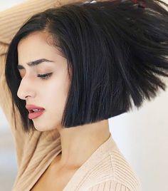 12 Pinnable Hair Color Ideas for Short Hair via @ByrdieBeautyUK