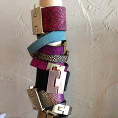 Leighelena Jigsaw Bracelets