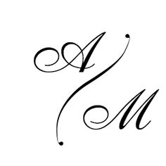 I just created my very own mark with Mark and Graham! Alphabet Wallpaper, Name Wallpaper, Cute Wallpaper Backgrounds, Tattoo Lettering Styles, Tattoo Fonts, Hand Lettering, Alone Photography, Letter Photography, Wedding Logo Design