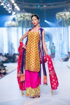 Suit by Yasmin Zaman at PBCW 2014
