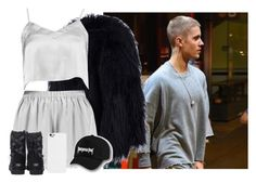 """""""Unbenannt #791"""" by princesss1994 ❤ liked on Polyvore featuring Justin Bieber, Boohoo and UGG Australia"""
