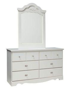 Daphne White Dresser