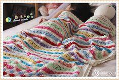 Kolay Battaniye Modelleri Yapılışı , , Örgü bebek battaniyesi modelleri yapılışı. Evde kalan ipleri değerlendirmek içinde çok güzel bir proje. Renk renk ve kolay. Bebek battaniyes...