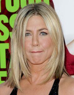 Medium Haircuts For Round Faces | Jennifer Aniston Medium Hairstyles 2012 | Popular Haircuts