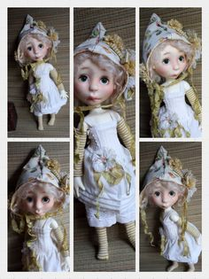 OOAK Handmade Outfit for Connie Lowe Eppie MSD BJD by MeadowDoll