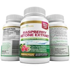 RASPBERRY KETONES with GREEN COFFEE BEAN EXTRACT 180 Capsules for a FULL 60 DAY SUPPLY - For Sale Check more at http://shipperscentral.com/wp/product/raspberry-ketones-with-green-coffee-bean-extract-180-capsules-for-a-full-60-day-supply-for-sale/